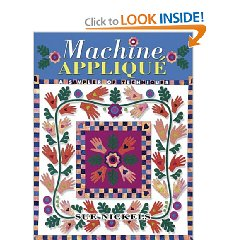 Machine applique