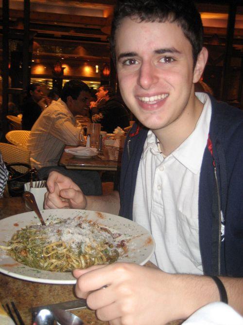 Alex-with-his-beloved-pasta