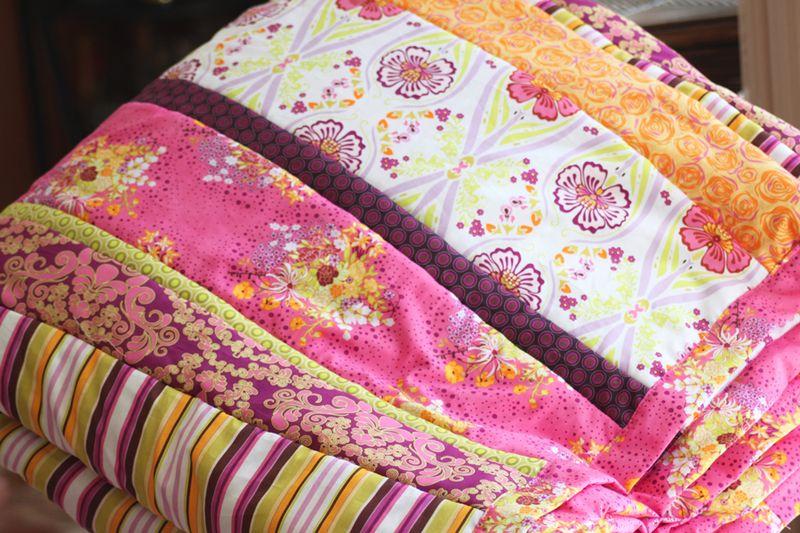 pat bravo quilt, art gallery fabrics, nouvelle quilt