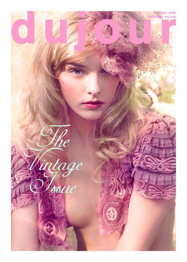Dujour-magazine-vintage-issue-cover1