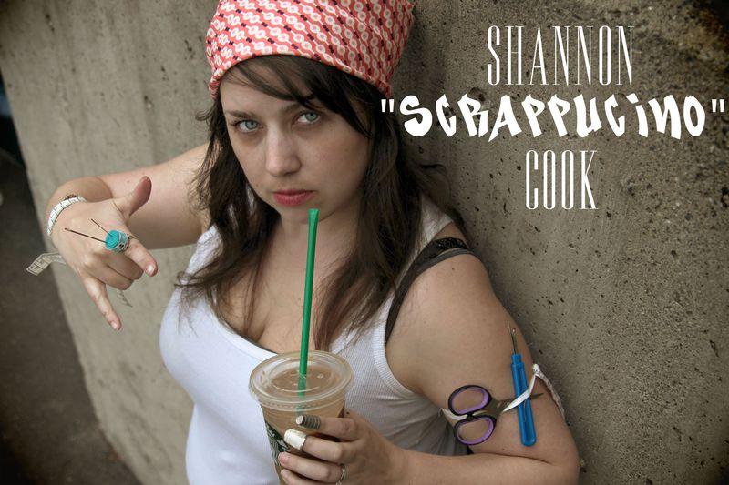 Shannon - Scrappucino