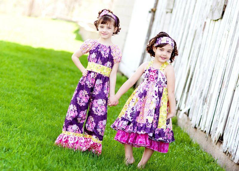 Kids Maxi Dresses
