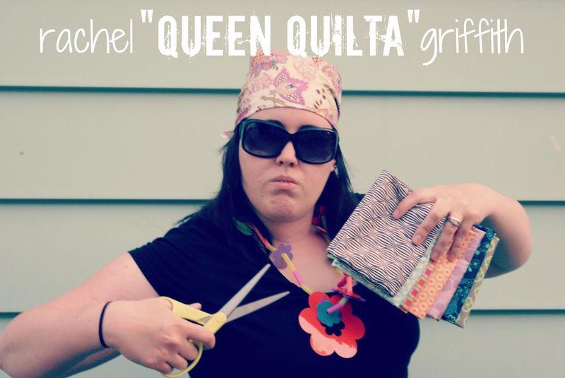 Rachel - Queen Quilta