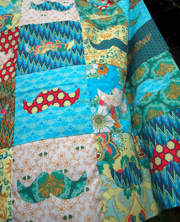 Fat Quarter Gang Must Dash Little Lap Quilt By Im A Ginger Monkey
