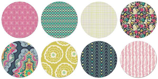 Art Gallery Fabrics - Round 4