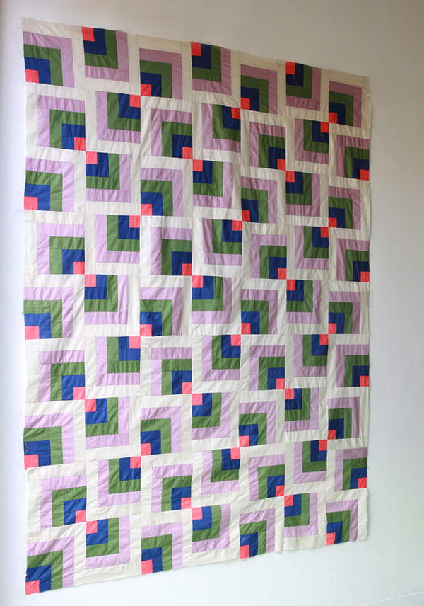 My First Quilt Top: A Rookie Quilter's Tale, Pt. 1 - Art Gallery Fabrics - The Creative Blog