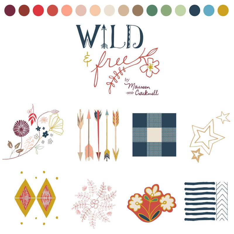 Wild-and-Free-Motifs