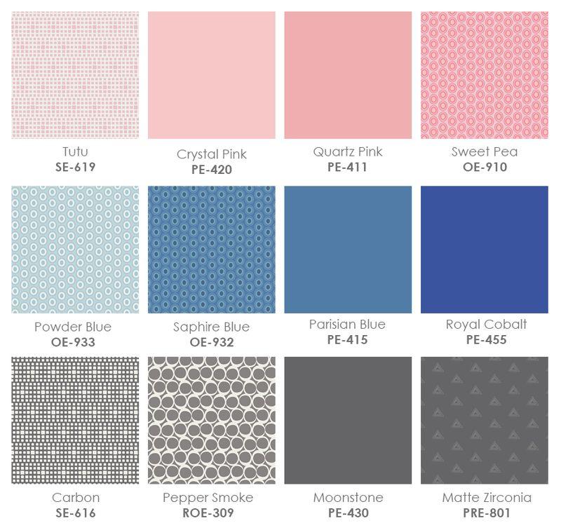 Pastel Thrift_ Blenders_Art Gallery Fabrics