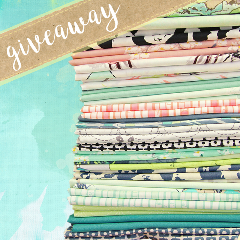Giveaway graphic for pandalicious