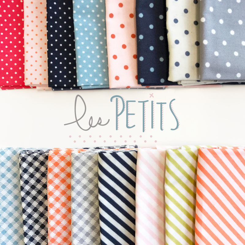 Les petits pic with logo