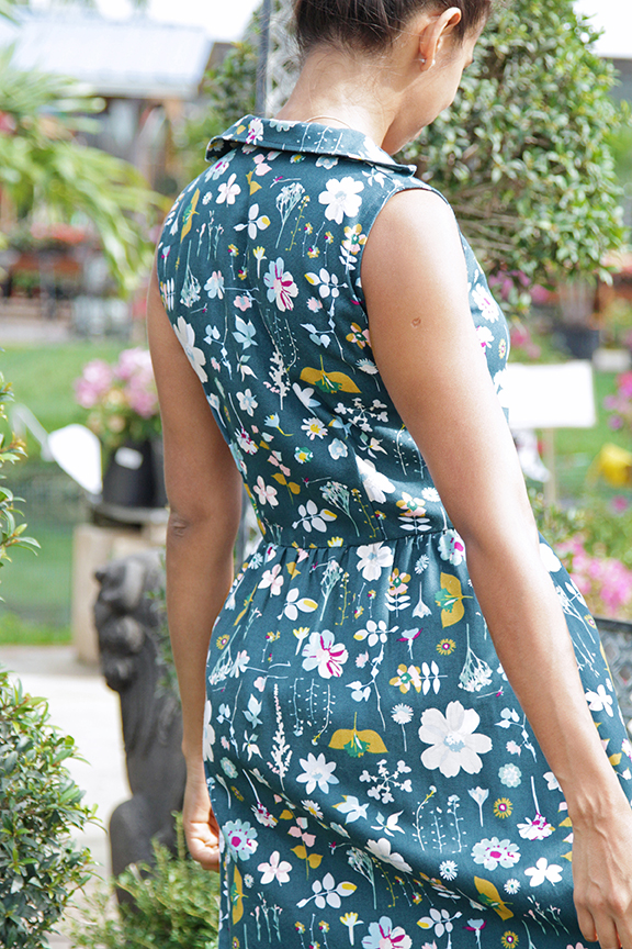 Garden Dreamer Product Inspiration Dress Moment 3