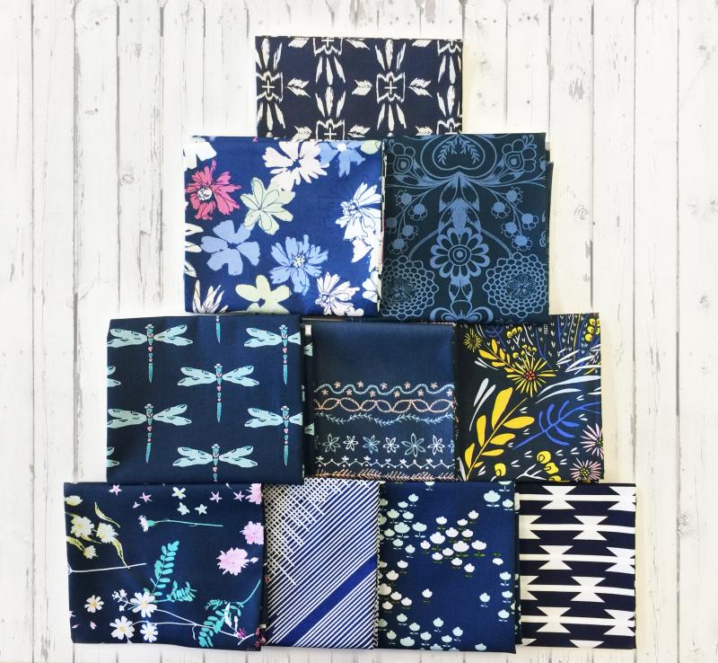 Navy-blue-fabrics