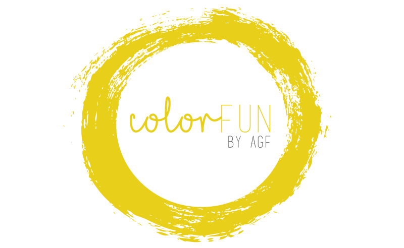 ColorFun yellow logo