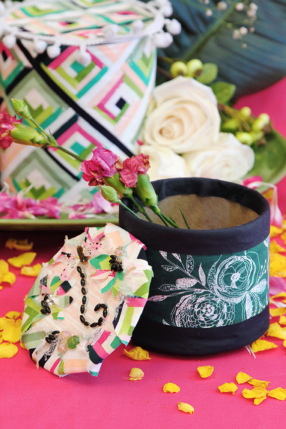 Fusions Floralia Bins 3