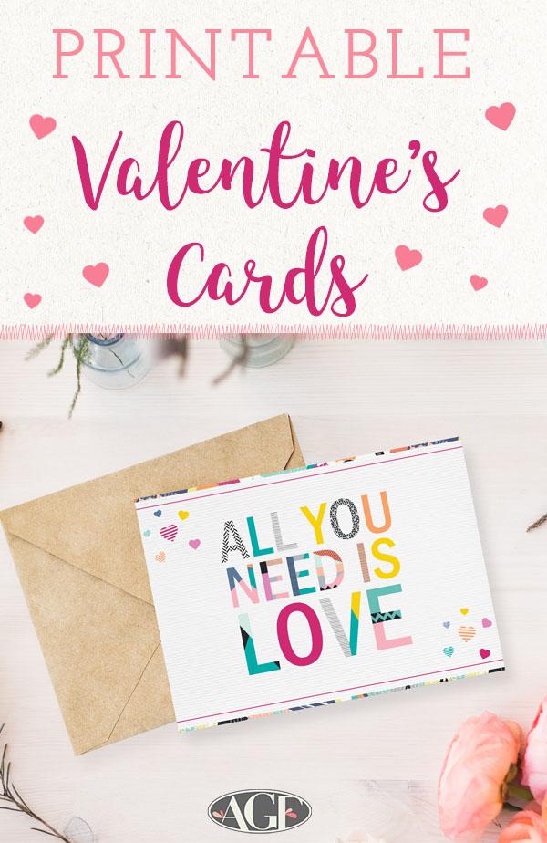 Valentine's day pinterest graphic