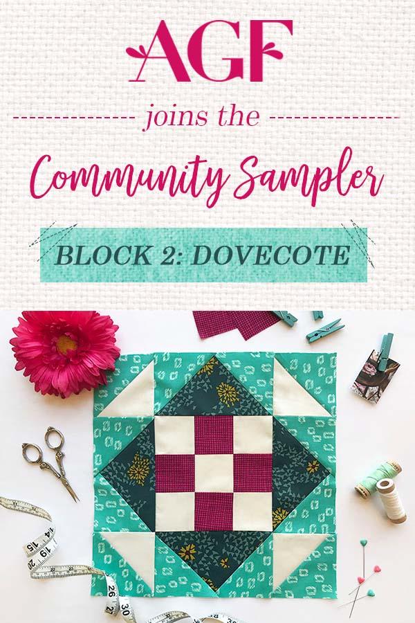 Community sampler graphic