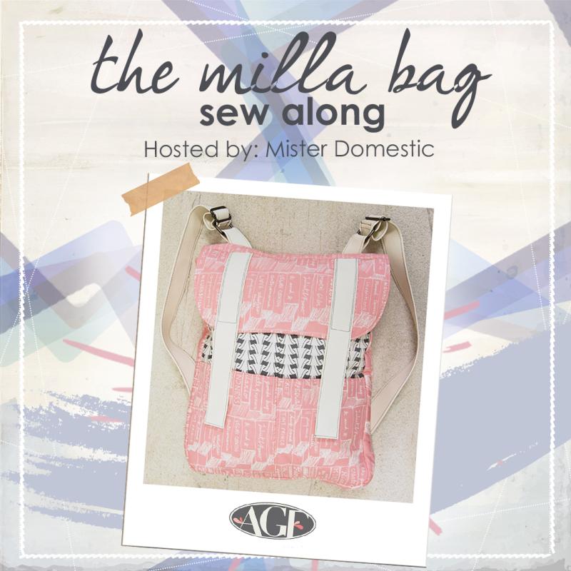 Milla bag graphic