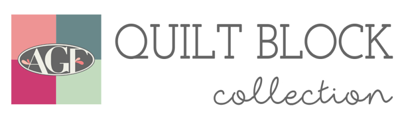 Quilt block  logo edit collection