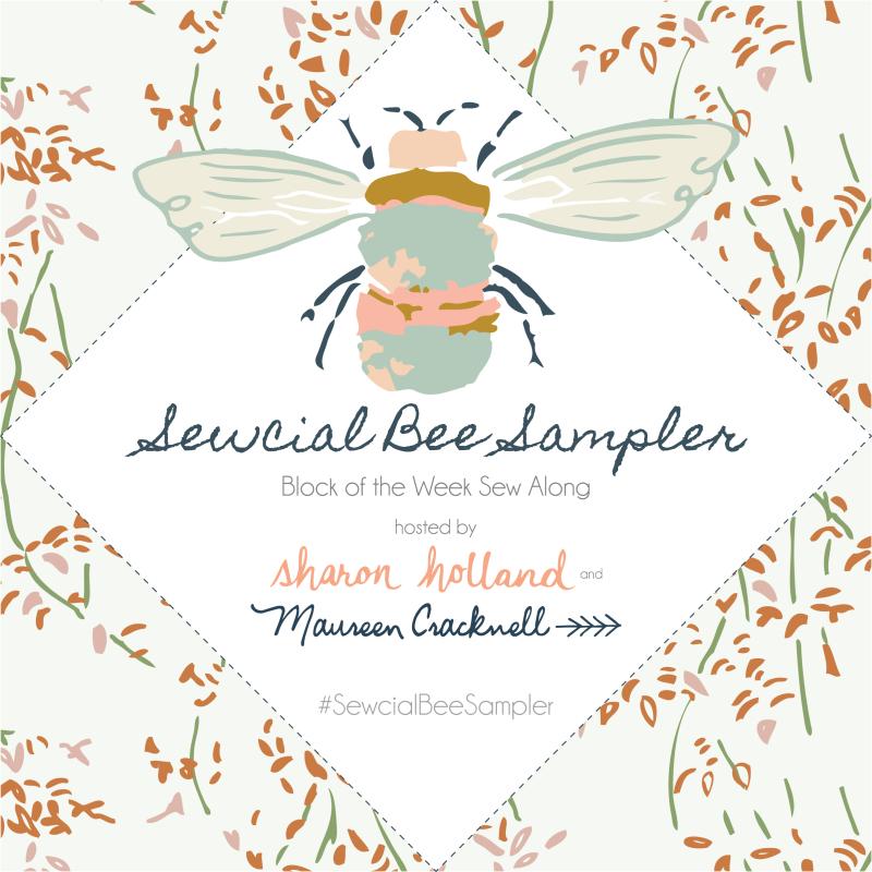 Sewcial Bee Sampler web logo-01