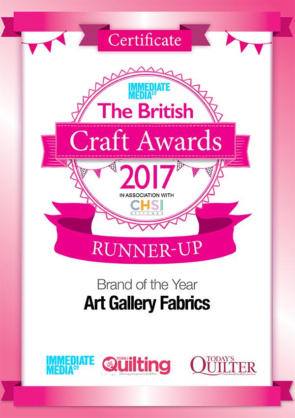 BCA_2017 certif_Art Gallery Fabrics