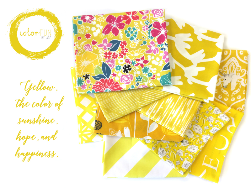 Yellow-fabrics