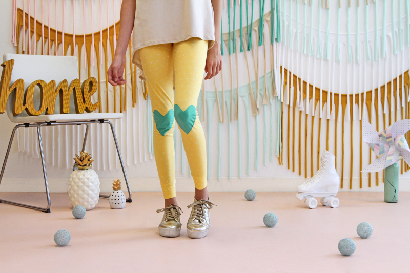 Fusions Reverie Leggings 3
