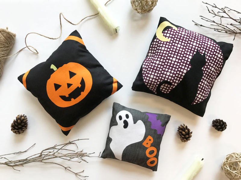 Three-halloween-pillows