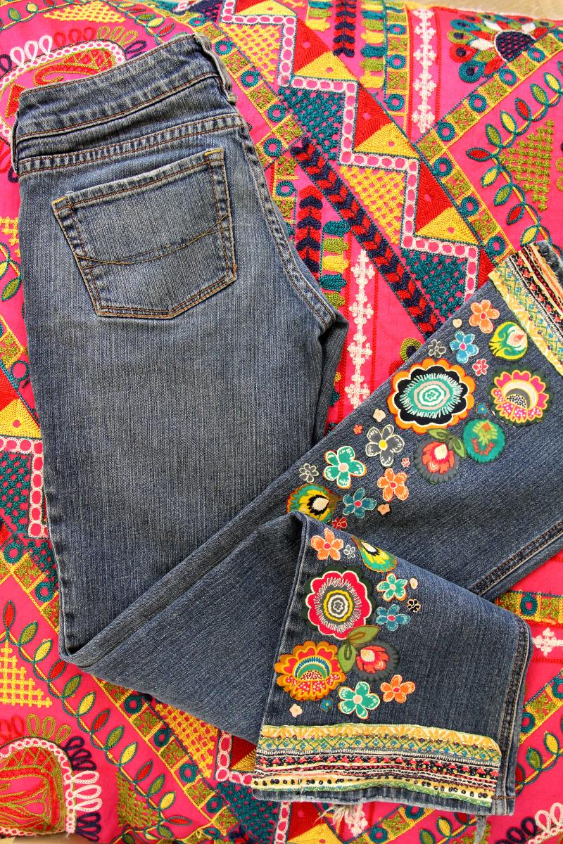 Indie Folk Pants 1