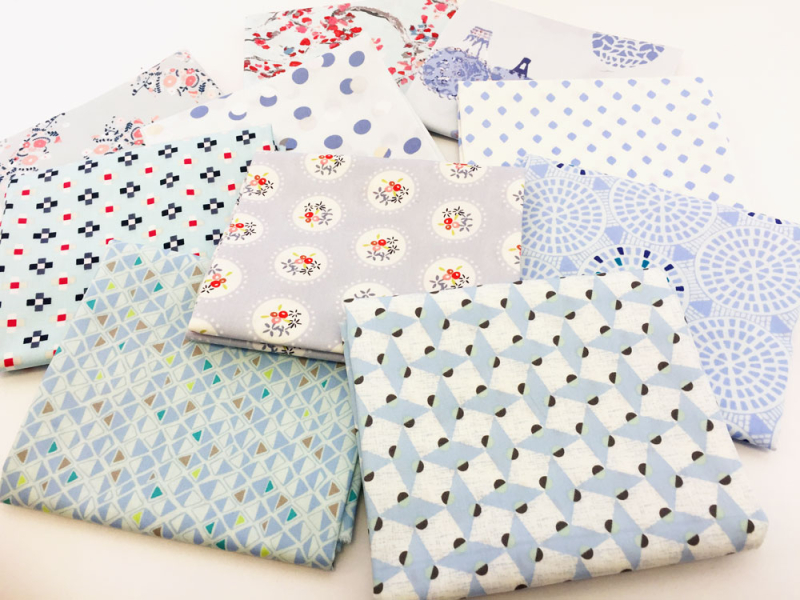 Baby-blue-quiltong-cotton