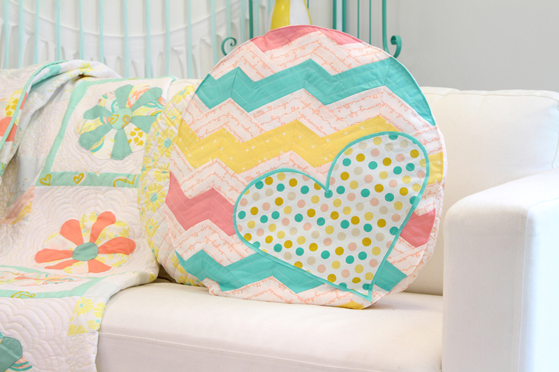 Fusions Reverie Quilt & Pillows 8