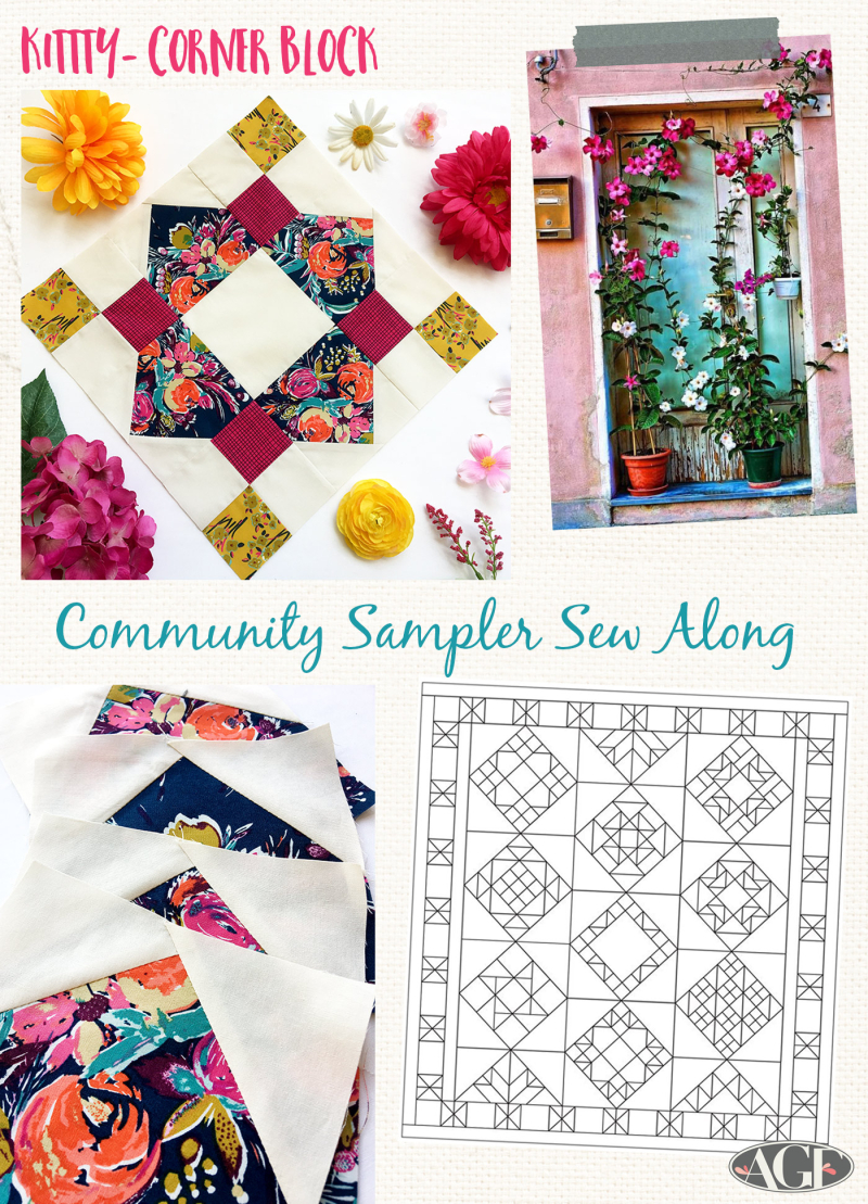 Community-Sampler--Week-1--Kitty-Corner-Block