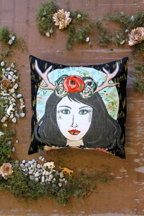Fusions Woodlands Pillow 3 1