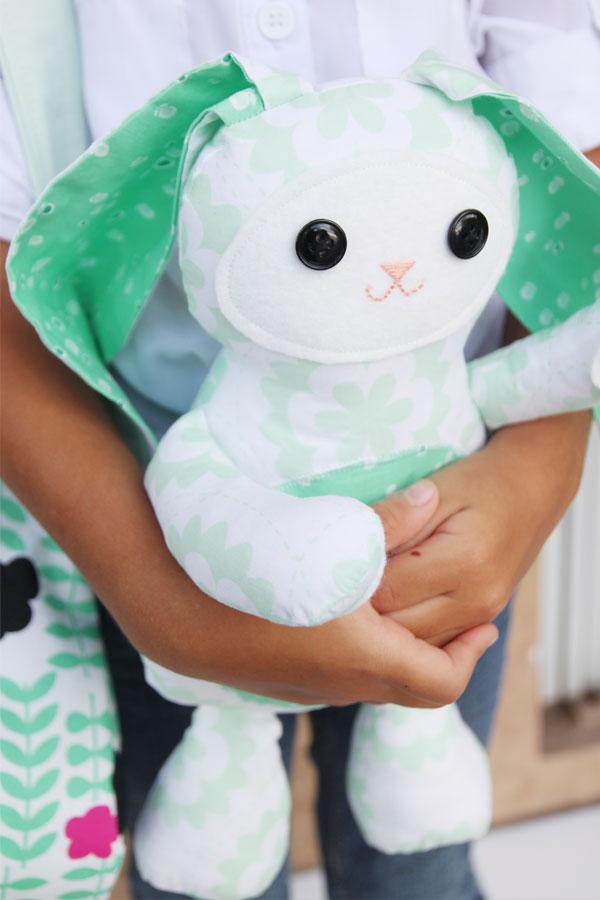 Collection_geometric_Bunny&Purse
