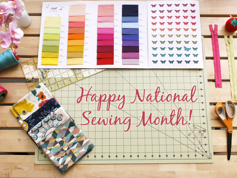 Sewing Month Graphic (Blog)