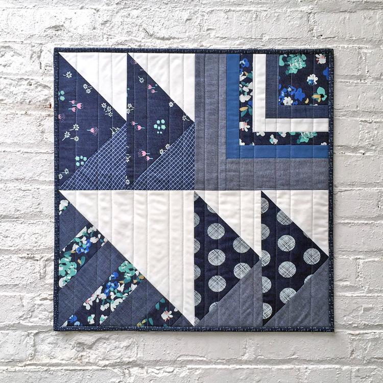 The denim studio_art gallery fabrics_the tatooed quilter