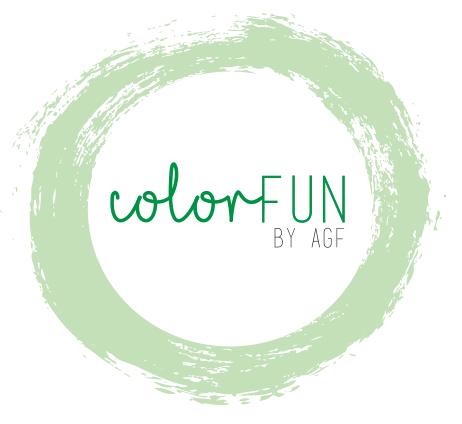 Art Gallery Fabrics_color fun logo_green fabric