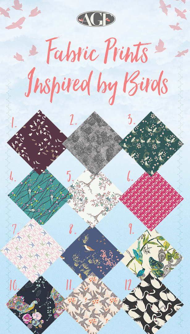 Fabric-prints-birds