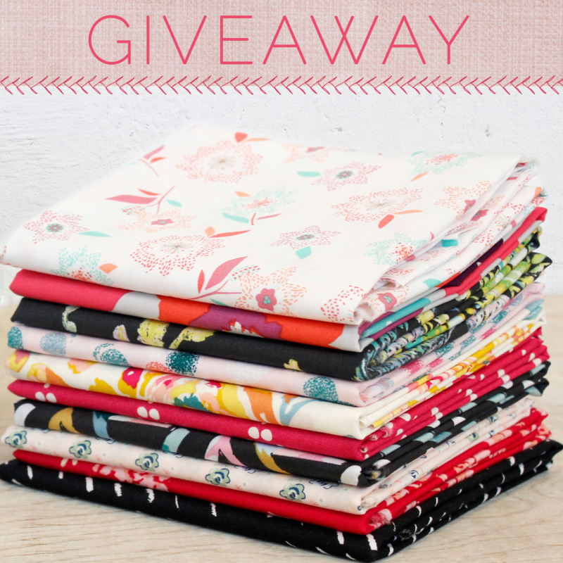Sewing month giveaway