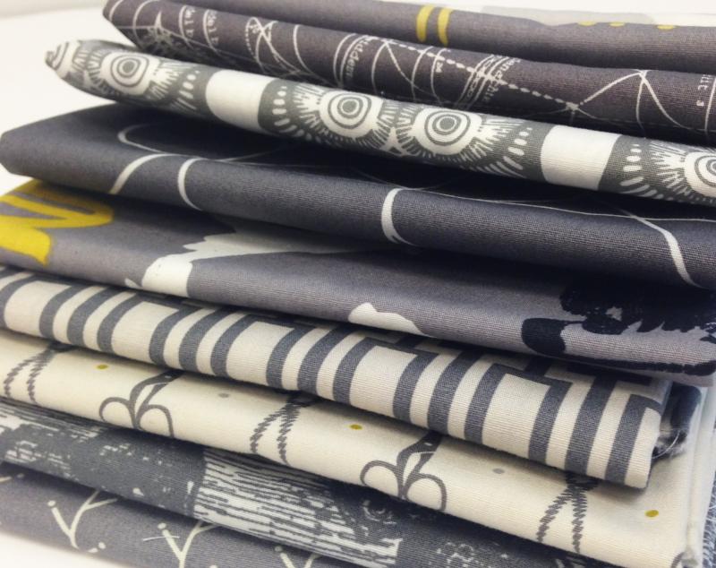 Grey-fabrics