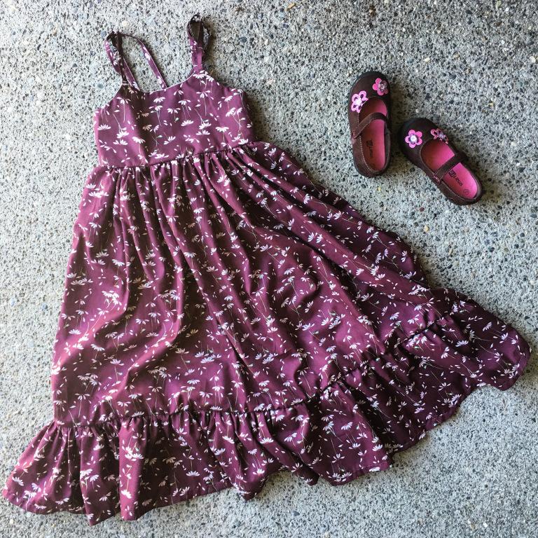 Plum-maxi-dress