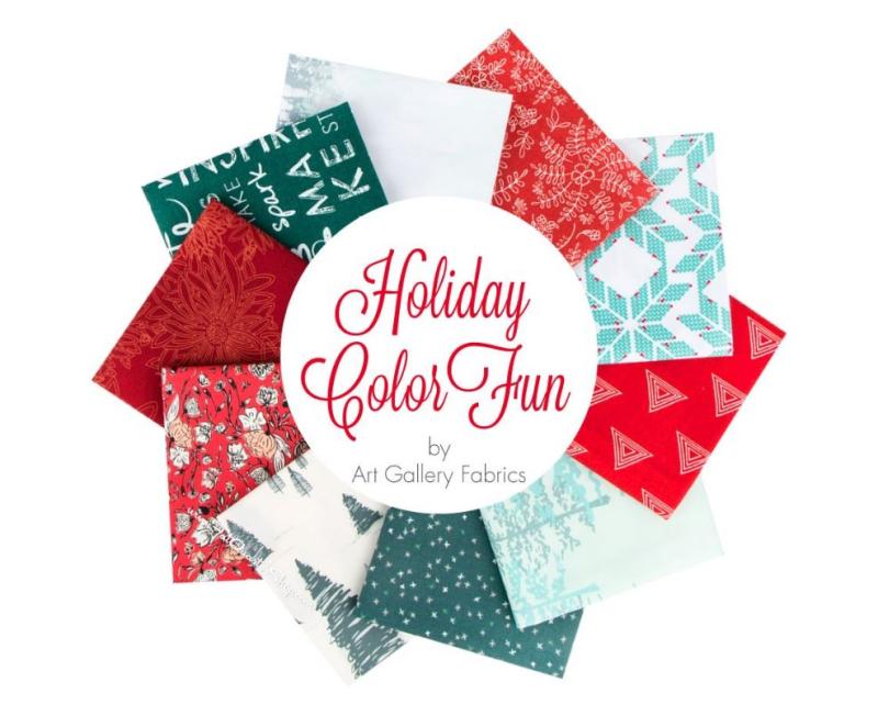Christmas-fabrics
