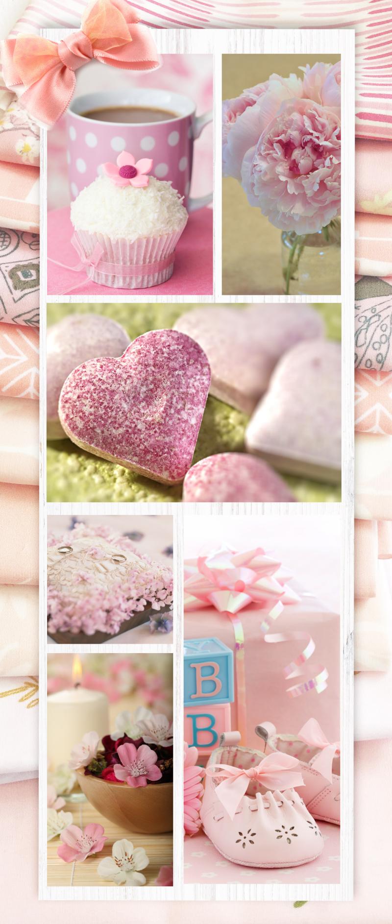 Pink-fabrics