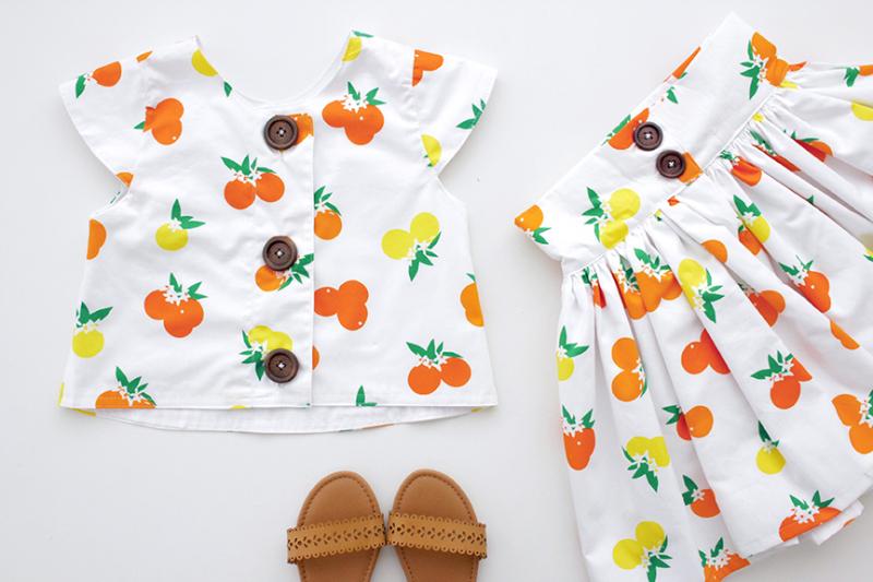 Fiest Fun Product Inspiration Citrus Sunrise Dress 2