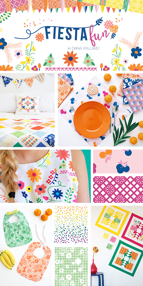 Fiesta Fun pinterest graphic