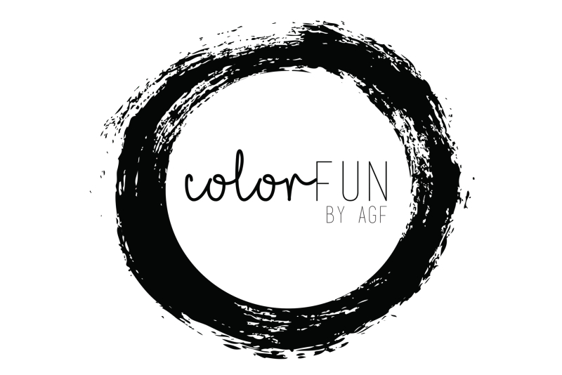 ColorFun Logo black