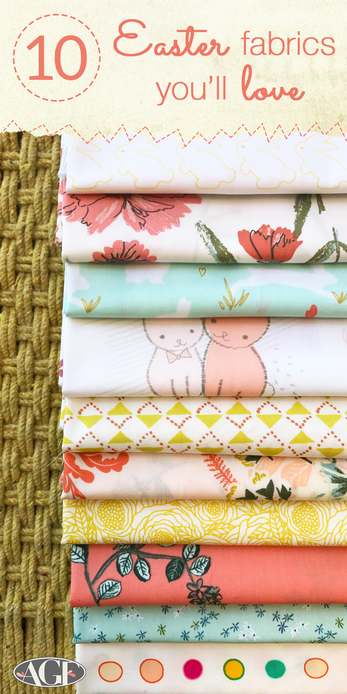 Curated Easter Bundle_Art Gallery Fabrics
