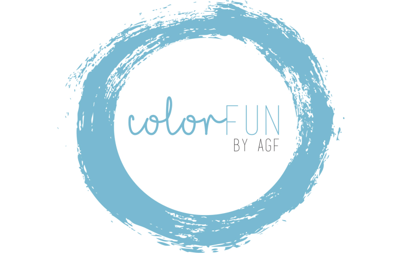 ColorFun Logo baby blue