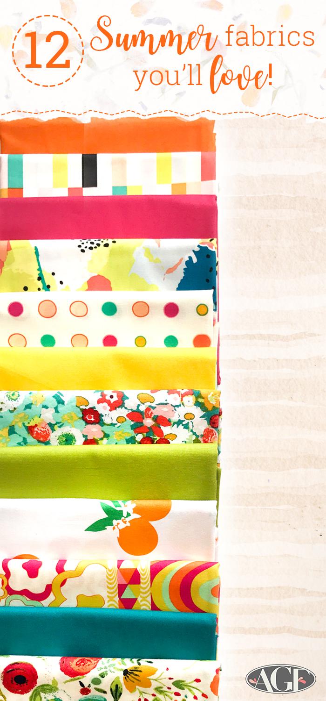 12 summer fabrics you'll love