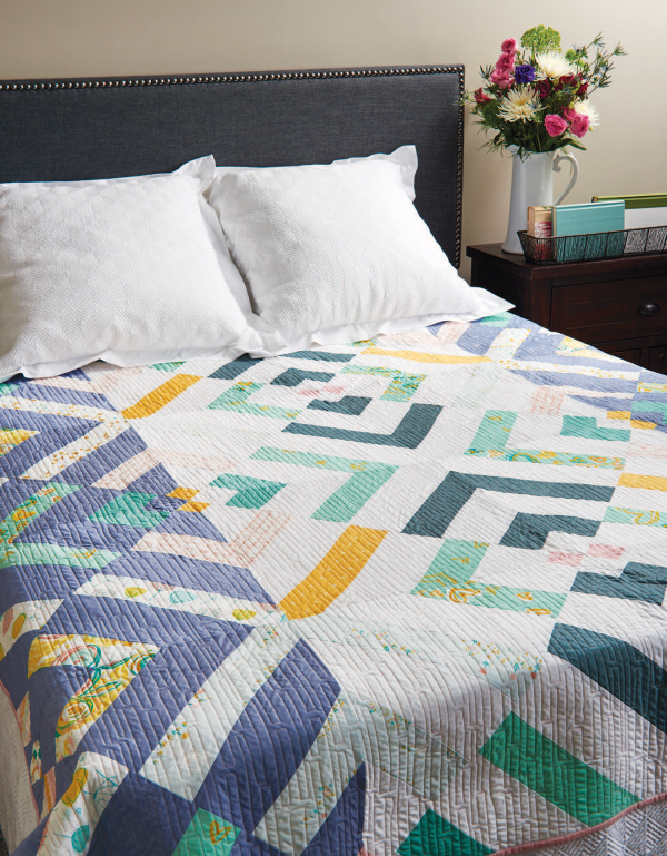 Modern Quilting With Reverie Fusions Sew Up Something New