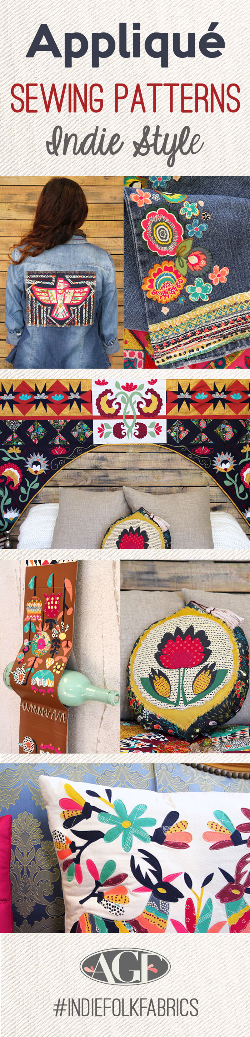 Pinterest-Applique-sewing-patterns-indie-style